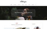 Ablogia - Personal Blog Website Template