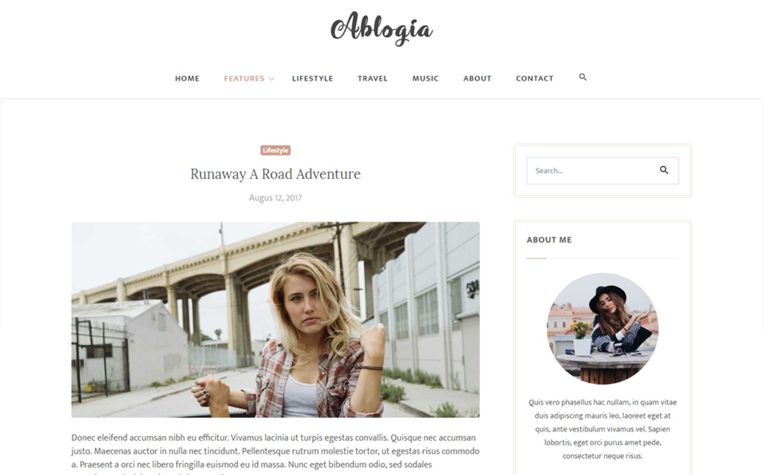 personal template website scr templates