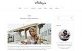 Responsive Web Tasarımı  Web Sitesi Şablonu