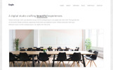 Responsives WordPress Theme für Fotografie