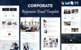 CORPORATE - Responsive Newsletter Template Newsletter Template