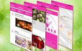 Floristic & Garden center iOS & Android App Template