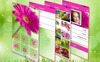 Floristic & Garden center iOS & Android App Template Big Screenshot