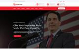 "Template Siti Web Responsive #73549 ""Leadership Political HTML5"""