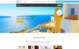 Responsives WordPress Theme für Motel