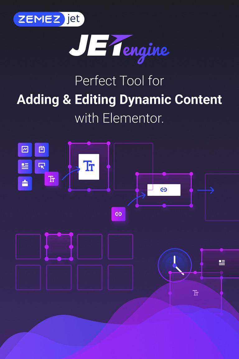 JetEngine - Adding & Editing Dynamic Content with Elementor WordPress Plugin