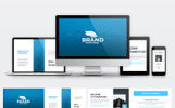 Minimal Presentation - PowerPoint Template