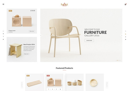 Hurst - Furniture eCommerce