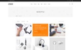 Subas – Electronics eCommerce Website Template