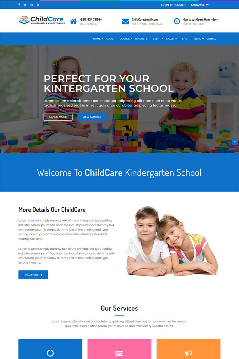 childcare newsletter templates.html