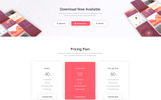 Mason - App Website Template