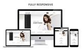 Responsywny szablon OpenCart Shopcorn - Fashion #74150