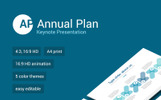 Annual Plan - Keynote Presentation Template