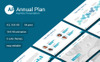 Annual Plan - Keynote Presentation Template Big Screenshot