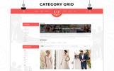 """Responzivní OpenCart šablona """"L&Z Wedding Store - Responsive"""""""