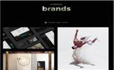 Crypto - Creative Multipurpose Website Template