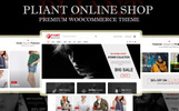 Pliant - Online Shop WooCommerce Theme
