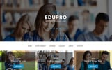 EduPro - Education Blog WordPress Theme