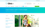 Clinic Pro - Tema WordPress