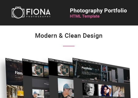 Fiona -  Photo Gallery Portfolio