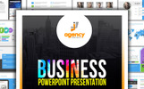 Multipurpose Business Presentation PowerPoint Template