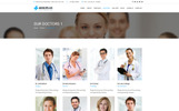Template Joomla Flexível para Sites de Odontologia №65473