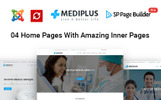 Mediplus - Medical Joomla Template