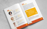 SEO Project Proposal Corporate Identity Template