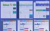 """""""Xperia - Bootstrap Dashboard"""" modèle Admin adaptatif Grande capture d'écran"""