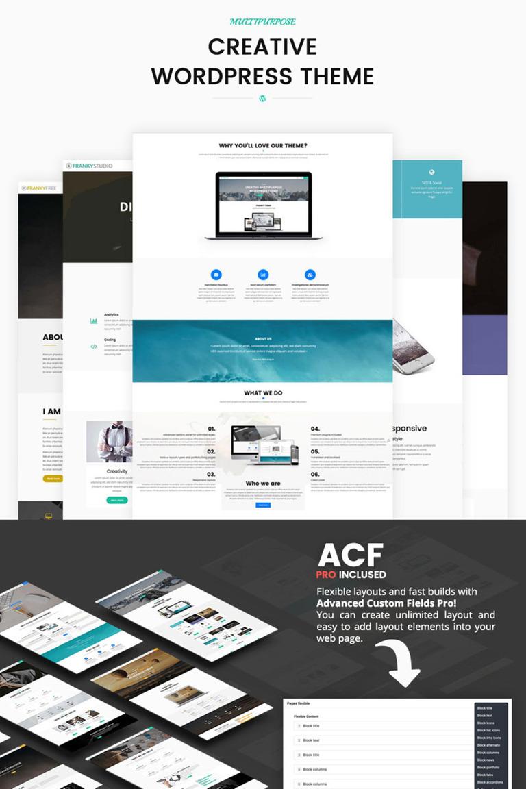 Franky - Multipurpose WordPress Theme