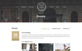 WordPress Theme für Bibliothek