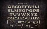 BIG City Light font Betűtípus