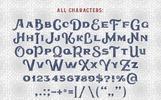 Mosaic Pool Typeface Font