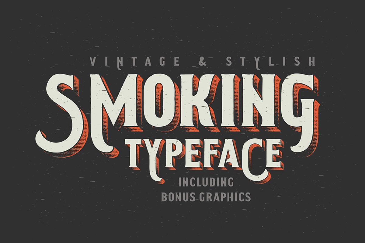 https://s3.tmimgcdn.com/templates/16895/scr/1548150734474_Smoking%20Typeface%2001.jpg