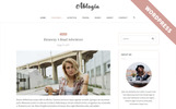 Tema WordPress Flexível para Sites de Blog de Moda №65466
