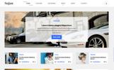 Sujon - Blog HTML Template Website Template