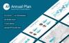 Annual - Plan PowerPoint Template Big Screenshot