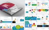 Keynote Template para Sites de Consultoria №65539