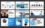 2018 Pitch Deck PowerPoint sablon
