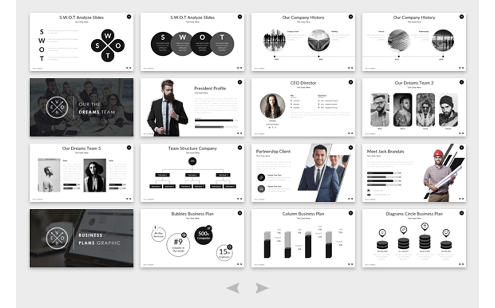 Evolution multipurpose powerpoint template 65628 evolution multipurpose powerpoint template big screenshot toneelgroepblik Image collections