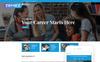 """University of Stormhall - University Responsive"" thème Joomla adaptatif New Screenshots BIG"