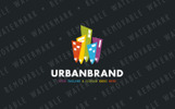 Urban Art Logo Template