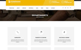 Powerman - Handyman Services WordPress Theme