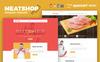 Butcher - Meat Shop eCommerce OpenCart Template Big Screenshot