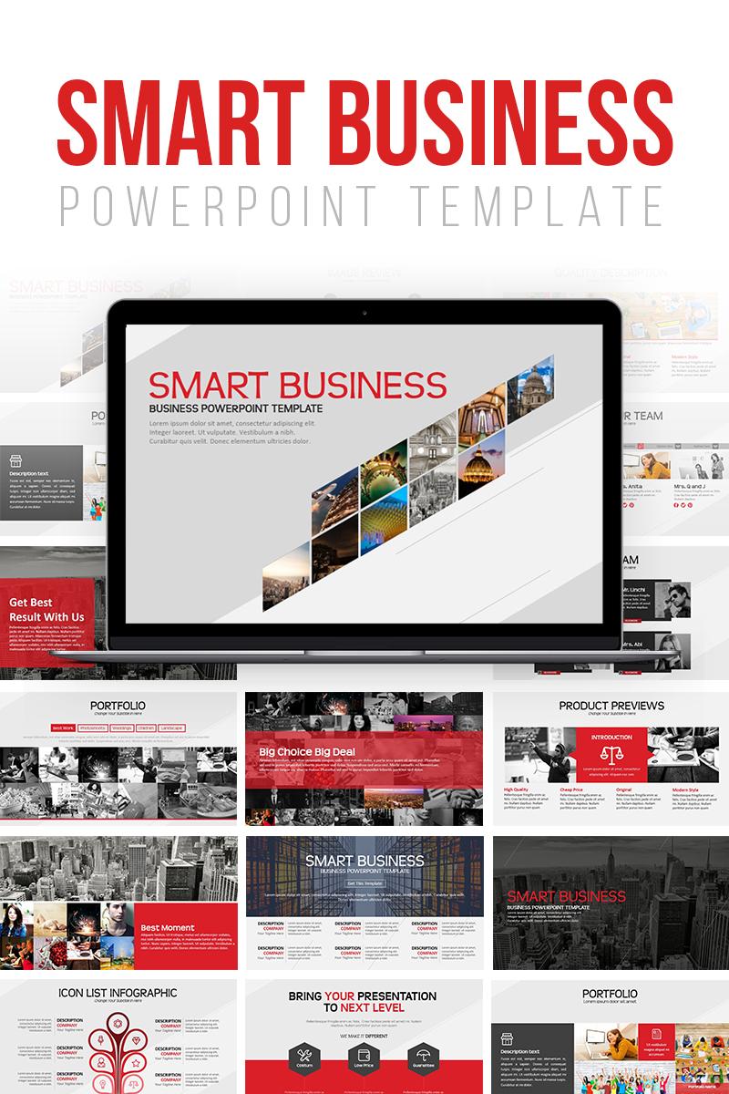 Smart business powerpoint template 65685 toneelgroepblik Images