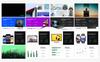 Novo PowerPoint Template Big Screenshot