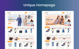 Tema Magento Flexível para Sites de Moda №65610