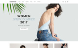 Tema WooCommerce Flexível para Sites de Moda №65724