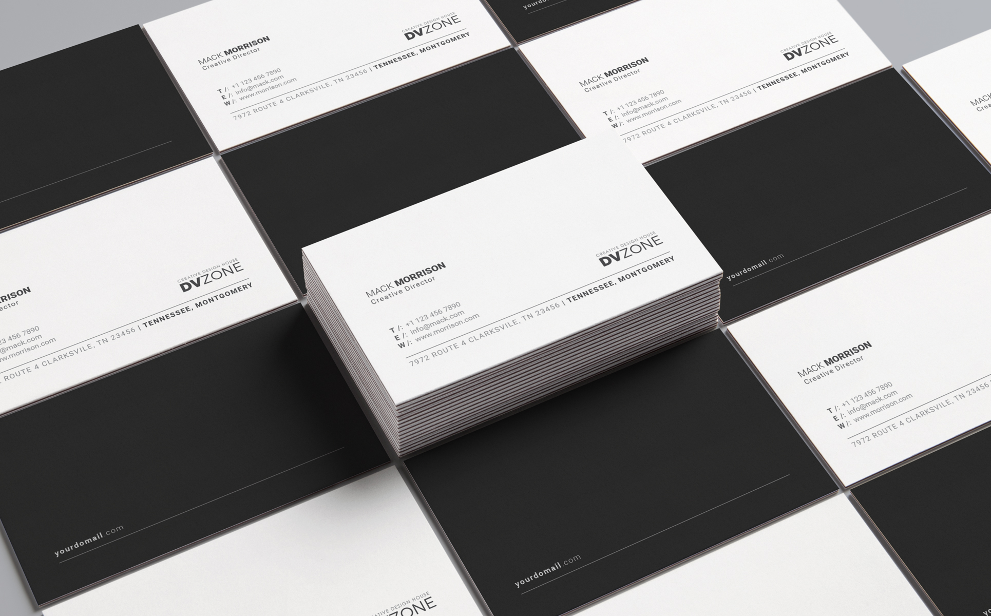 Business card pack corporate identity template 65651 business card pack corporate identity template magicingreecefo Images