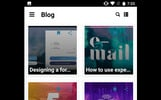 """""""WordpressAmp - Android News"""" - адаптивний Шаблон для додатка"""